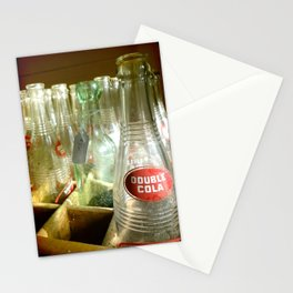 Double Cola Bottles Stationery Cards