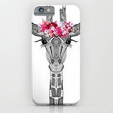 FLOWER GIRL Slim Case iPhone 6
