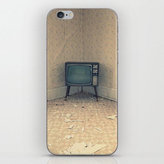 Television Set iPhone & iPod Skin