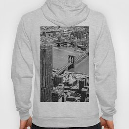 Brooklyn Bridge View - New York City Hoody