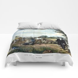 George Washington - The Farmer Comforters