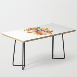 Zen corgi Coffee Table