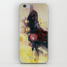 methy megadrive badgirl iPhone & iPod Skin