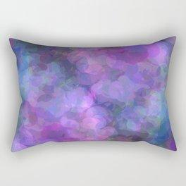 Blueberry Bubbles Rectangular Pillow