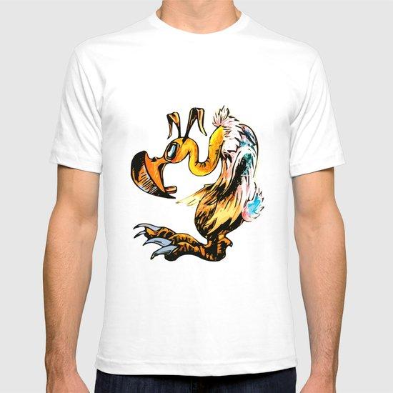 Wool purru T-shirt