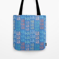 Pattern Project #9 / Funny Pattern Tote Bag