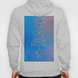 Planet Earth Hoody