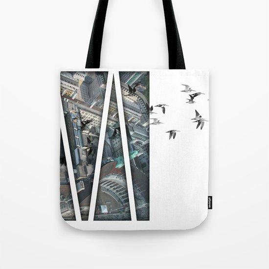 defection Tote Bag