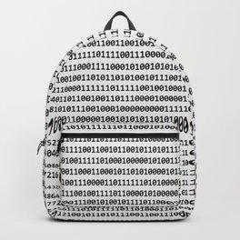 Numbers Backpack