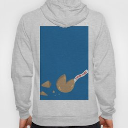'Tough Luck' Fortune Cookie Pun Hoody
