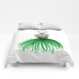 Emerald Dress Comforters
