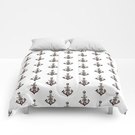 Ship's Anchor Comforters