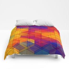 Cuben Intense No.1 Comforters