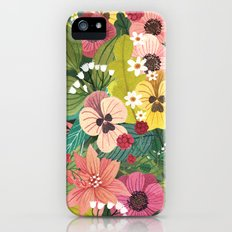 FLORA Slim Case iPhone (5, 5s)