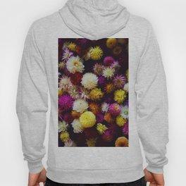 Pop Color Flowers (Color) Hoody
