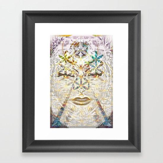 zion°i^ Framed Art Print