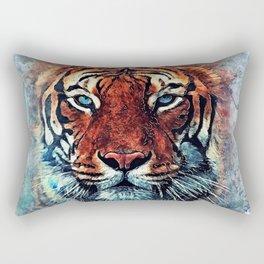 Tiger spirit Rectangular Pillow