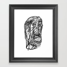 20170208 Framed Art Print