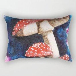 Toadstools Rectangular Pillow