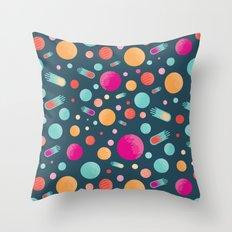 BP 48 Space Throw Pillow
