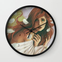 Molly Ban Wall Clock