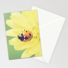 A Flower for My Lady Stationery Cards