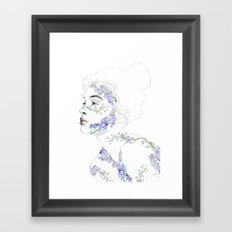 Botanical 2 Framed Art Print