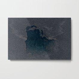 Object Metal Print