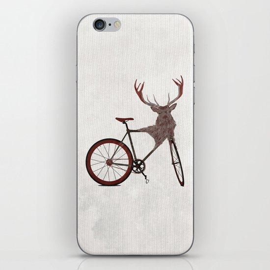 Stag Bike iPhone & iPod Skin