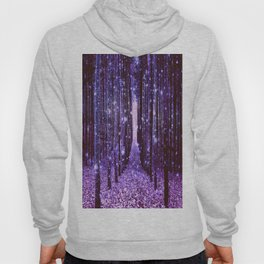 Magical Forest Purple Hoody