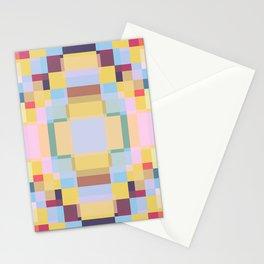 Retro Taniwha Stationery Cards