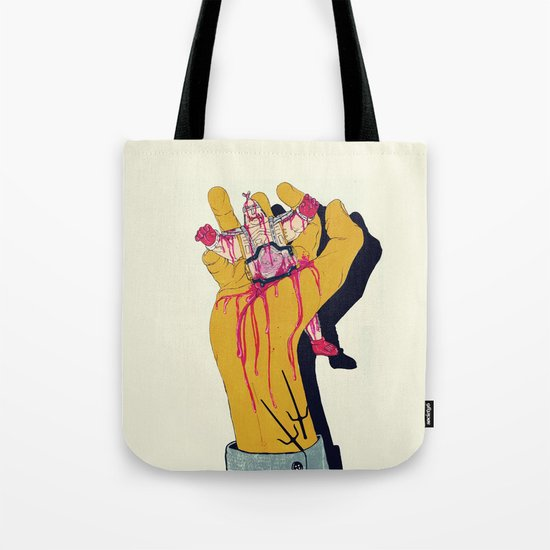 You botched it! You botched it! Tote Bag