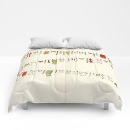 Laundry Comforters