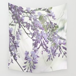 Wisteria Lavender Wall Tapestry