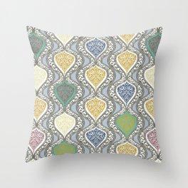 Vine Prisms by Amrita Sen Throw Pillow