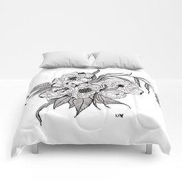 You`re Too Close Comforters