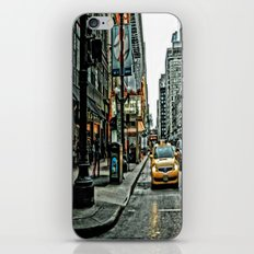 Hot Times in The City iPhone & iPod Skin