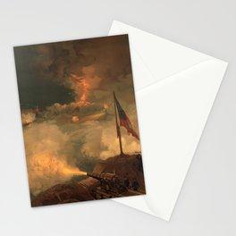 Civil War Battle of Port Hudson by J.O. Davidson (1887) Stationery Cards