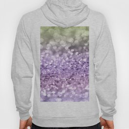 Purple Lavender Glitter #1 #shiny #decor #art #society6 Hoody