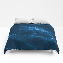 LIGHTNING SKY Comforters
