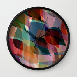 if you leaf me now Wall Clock