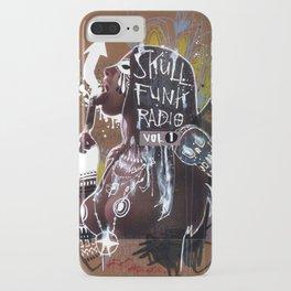SKULL FUNK RADIO VOL. 1 iPhone Case