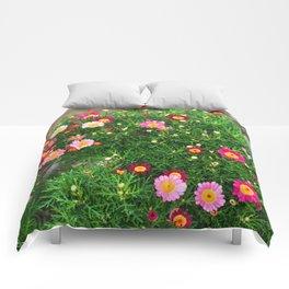 Flowers Blossom  #Society6 #decor #buyart Comforters