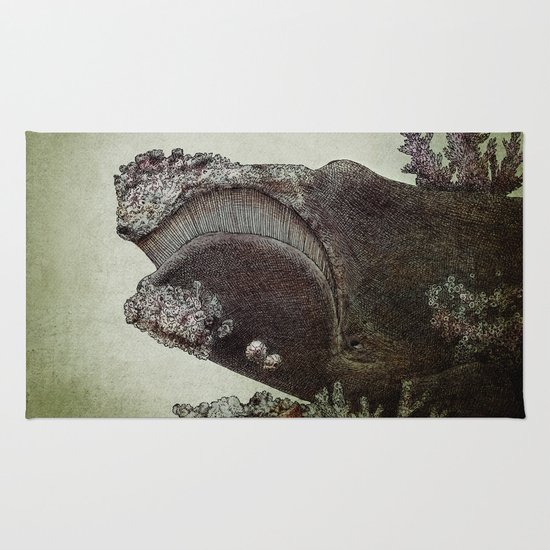 Leviathan (colour option) Rug