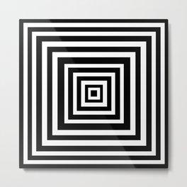 Illusionist I Metal Print