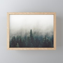 Finding Heaven - Nature Photography Framed Mini Art Print