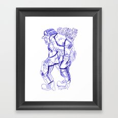 20170214 Framed Art Print