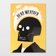 Dead Weather Canvas Print