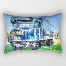 Lyons Tea van Rectangular Pillow