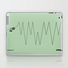 WTF? Riel! Laptop & iPad Skin